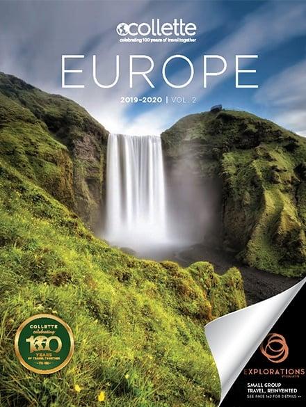 2017-2018 Europe Brochure